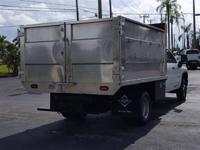 2020 Chevrolet Silverado 3500 Crew Cab DRW 4x2, Landscape Dump #LF331637 - photo 2