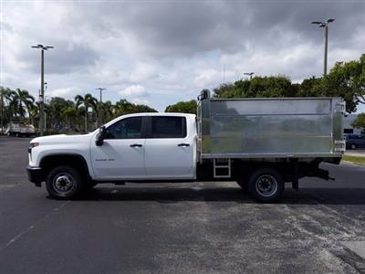2020 Chevrolet Silverado 3500 Crew Cab DRW 4x2, Landscape Dump #LF331637 - photo 5