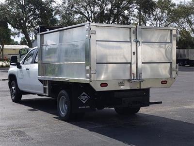 2020 Chevrolet Silverado 3500 Crew Cab DRW 4x2, Landscape Dump #LF331637 - photo 8