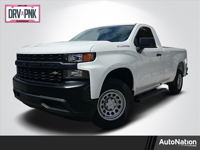 2020 Silverado 1500 Regular Cab 4x2,  Pickup #LG114850 - photo 1