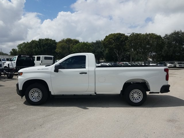 2020 Silverado 1500 Regular Cab 4x2,  Pickup #LG114850 - photo 3
