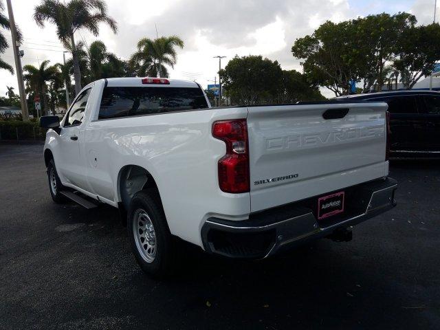 2020 Silverado 1500 Regular Cab 4x2, Pickup #LG120195 - photo 1