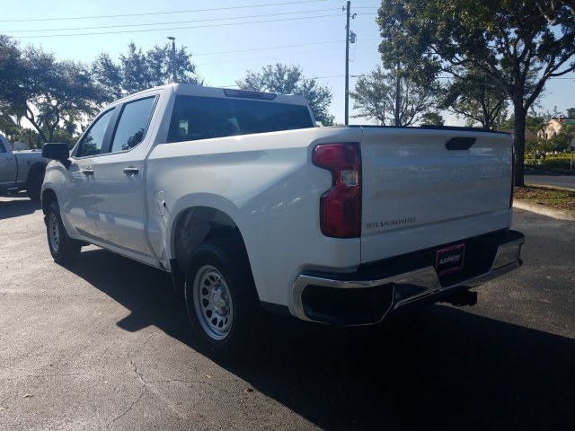 2020 Silverado 1500 Crew Cab 4x2, Pickup #LG122913 - photo 2