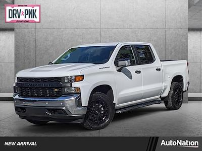 2020 Silverado 1500 Crew Cab 4x2, Pickup #LG122913 - photo 1