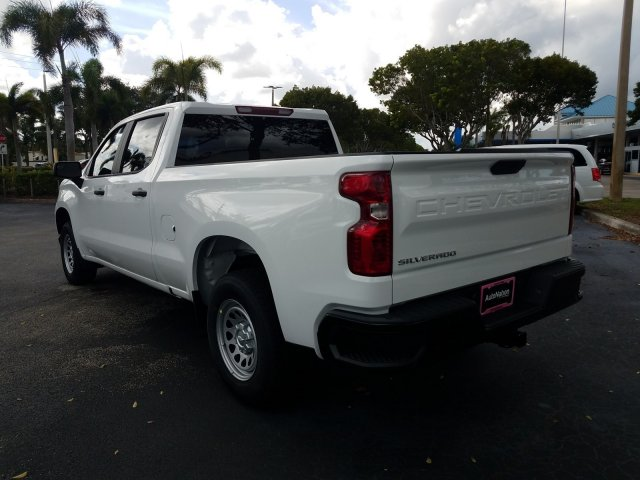 2020 Silverado 1500 Crew Cab 4x2, Pickup #LG124501 - photo 2