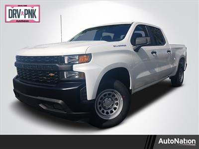 2020 Silverado 1500 Crew Cab 4x2, Pickup #LG124501 - photo 1