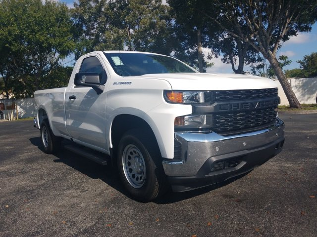 2020 Silverado 1500 Regular Cab 4x2, Pickup #LG124546 - photo 11