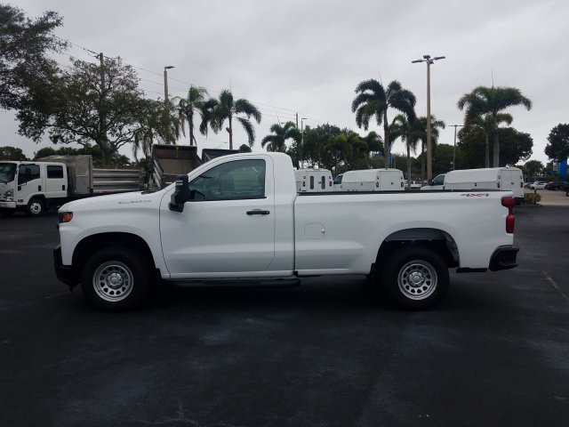 2020 Silverado 1500 Regular Cab 4x4, Pickup #LG180721 - photo 10
