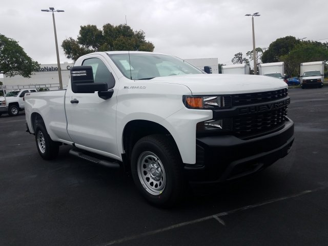 2020 Silverado 1500 Regular Cab 4x4, Pickup #LG180721 - photo 11