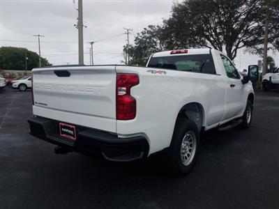 2020 Silverado 1500 Regular Cab 4x4, Pickup #LG180721 - photo 4
