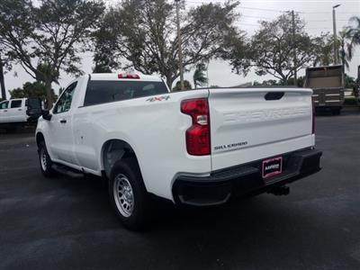 2020 Silverado 1500 Regular Cab 4x4, Pickup #LG180721 - photo 2