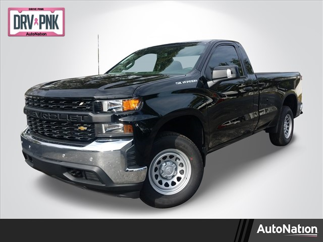 2020 Silverado 1500 Regular Cab 4x2, Pickup #LG205802 - photo 1