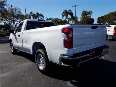 2020 Silverado 1500 Regular Cab 4x2, Pickup #LG206394 - photo 2