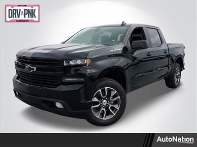2020 Silverado 1500 Crew Cab 4x2, Pickup #LG221079 - photo 1