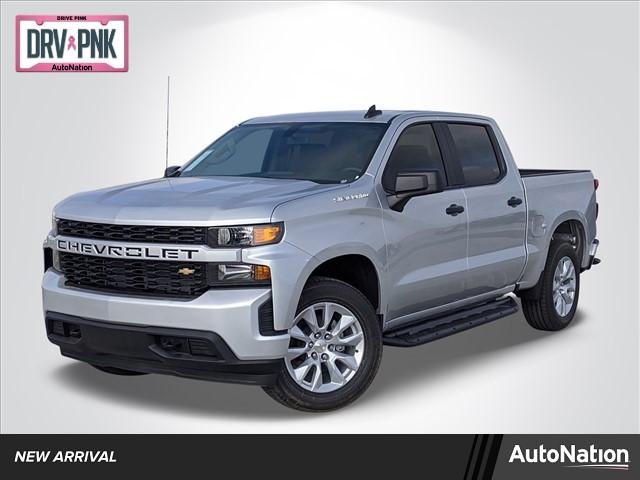 2020 Silverado 1500 Crew Cab 4x2, Pickup #LG231561 - photo 1