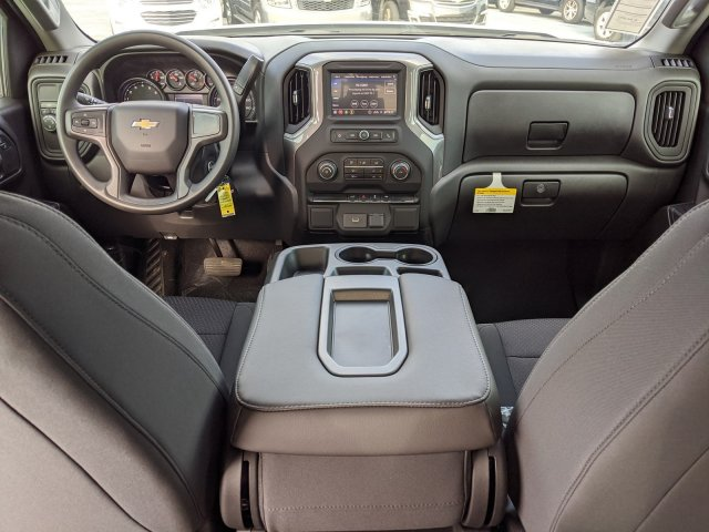 2020 Silverado 1500 Crew Cab 4x2, Pickup #LG231561 - photo 6