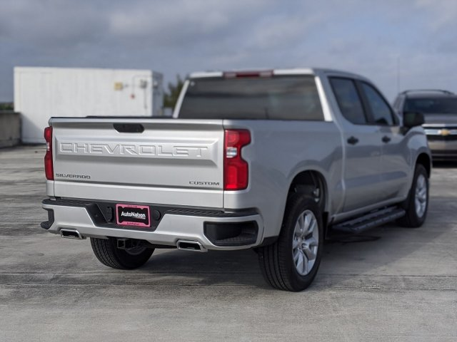 2020 Silverado 1500 Crew Cab 4x2, Pickup #LG231561 - photo 3