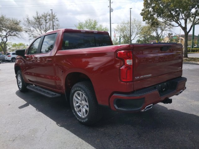 2020 Silverado 1500 Crew Cab 4x4, Pickup #LG234954 - photo 1