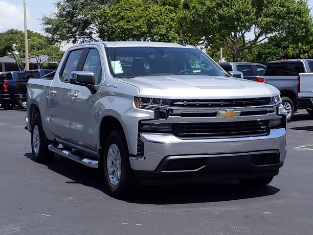 2020 Chevrolet Silverado 1500 Crew Cab 4x2, Pickup #LG344932 - photo 7