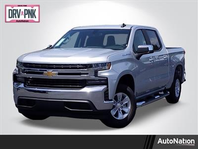 2020 Chevrolet Silverado 1500 Crew Cab 4x2, Pickup #LG344932 - photo 1