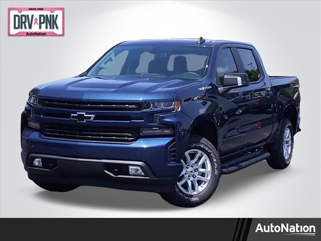 2020 Chevrolet Silverado 1500 Crew Cab 4x2, Pickup #LG359406 - photo 1
