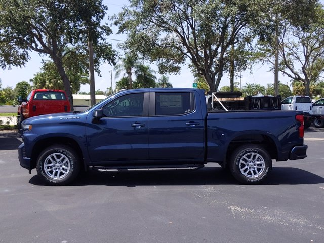 2020 Chevrolet Silverado 1500 Crew Cab 4x2, Pickup #LG359406 - photo 6