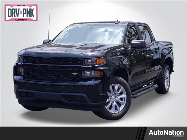 2020 Chevrolet Silverado 1500 Crew Cab 4x2, Pickup #LG362925 - photo 1