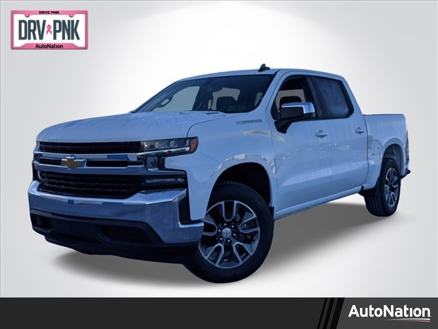 2020 Chevrolet Silverado 1500 Crew Cab 4x2, Pickup #LG384706 - photo 1