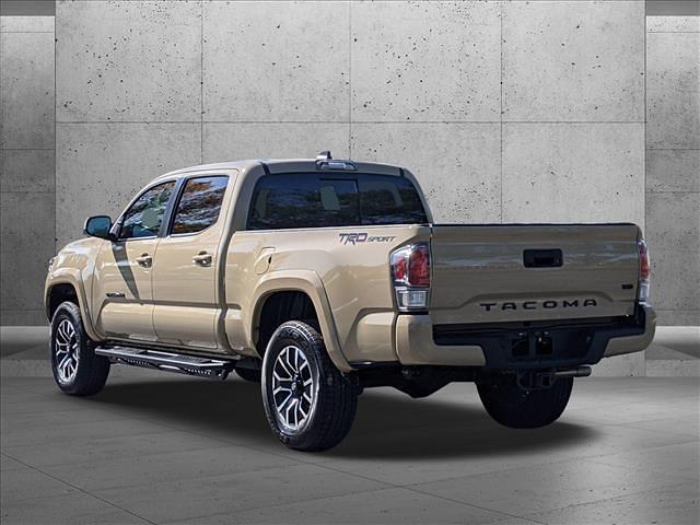 2020 Toyota Tacoma 4x2, Pickup #LM025009 - photo 2