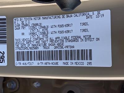 2020 Toyota Tacoma 4x2, Pickup #LM025009 - photo 25