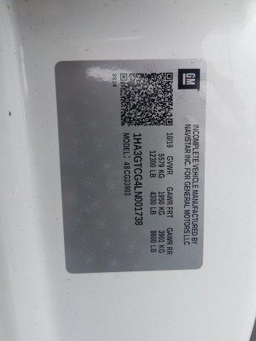 2020 Express 3500 4x2, Cutaway Van #LN001738 - photo 15