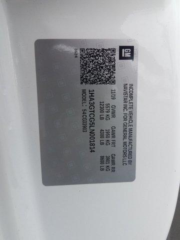 2020 Express 3500 4x2, Rockport Cutaway Van #LN001814 - photo 15