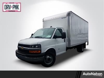 2020 Express 3500 4x2, Cutaway Van #LN001814 - photo 1