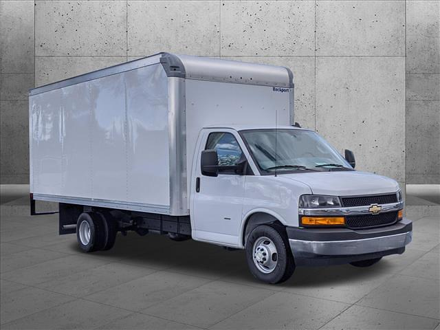 2020 Chevrolet Express 3500 DRW 4x2, Rockport Cutaway Van #LN012537 - photo 7