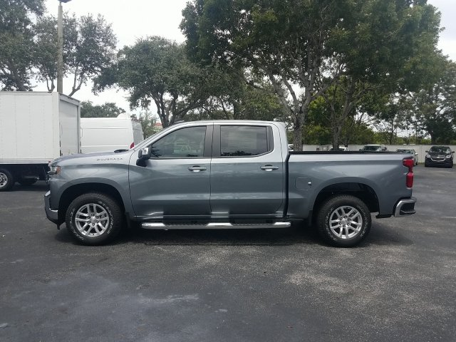 2020 Silverado 1500 Crew Cab 4x2,  Pickup #LZ100744 - photo 3