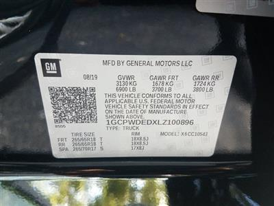 2020 Silverado 1500 Crew Cab 4x2,  Pickup #LZ100896 - photo 11