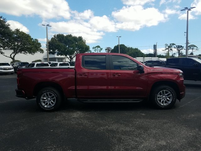 2020 Silverado 1500 Crew Cab 4x2,  Pickup #LZ104331 - photo 11