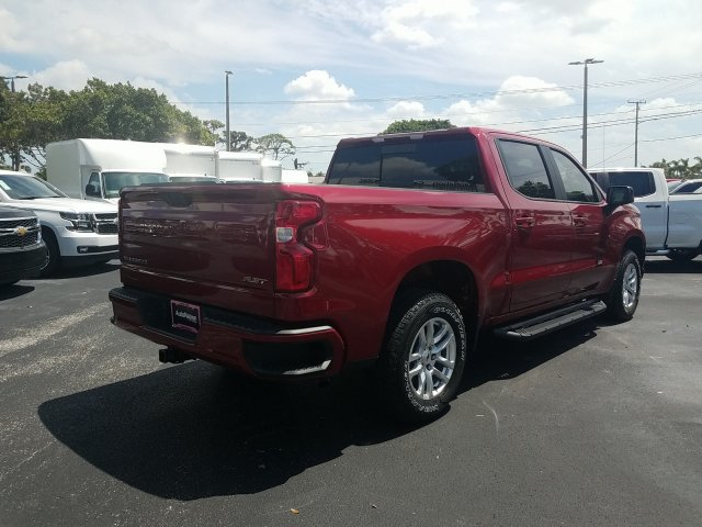 2020 Silverado 1500 Crew Cab 4x2,  Pickup #LZ105171 - photo 8