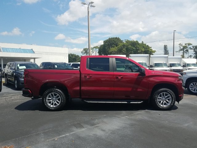 2020 Silverado 1500 Crew Cab 4x2,  Pickup #LZ105171 - photo 10