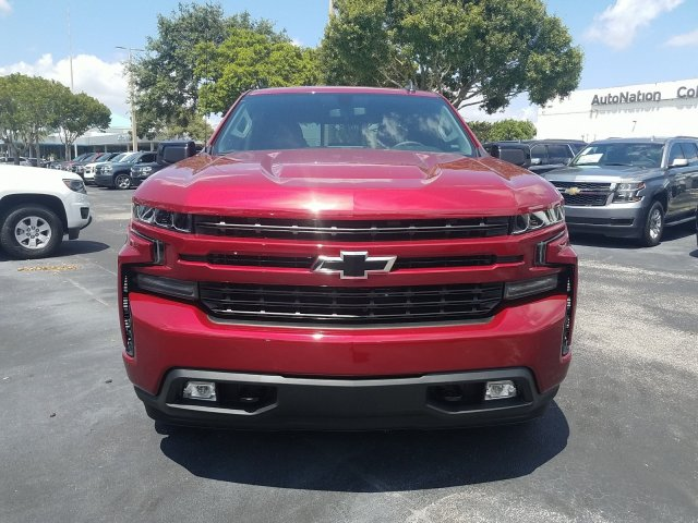 2020 Silverado 1500 Crew Cab 4x2,  Pickup #LZ105171 - photo 13