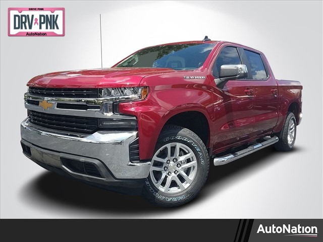 2020 Silverado 1500 Crew Cab 4x2,  Pickup #LZ118591 - photo 1