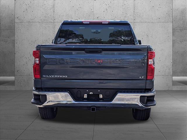 2020 Chevrolet Silverado 1500 Crew Cab 4x4, Pickup #LZ119930 - photo 29
