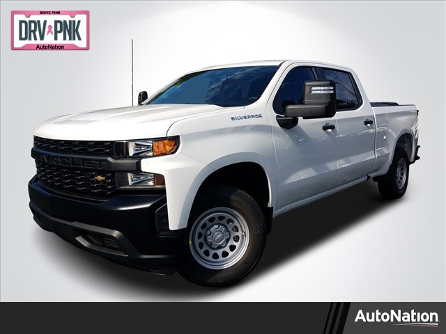 2020 Silverado 1500 Crew Cab 4x2, Pickup #LZ143999 - photo 1