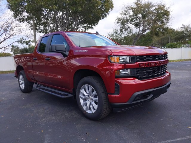 2020 Silverado 1500 Double Cab 4x2, Pickup #LZ232058 - photo 11