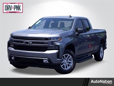 2020 Chevrolet Silverado 1500 Double Cab 4x2, Pickup #LZ308926 - photo 1