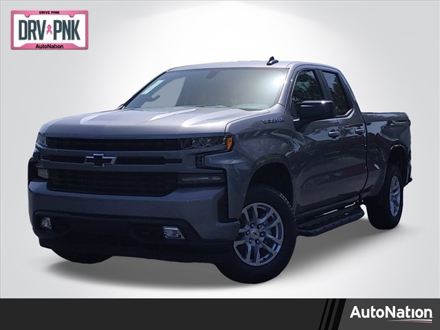2020 Chevrolet Silverado 1500 Double Cab 4x2, Pickup #LZ309203 - photo 1