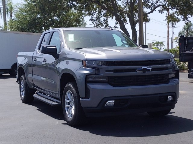 2020 Chevrolet Silverado 1500 Double Cab 4x2, Pickup #LZ309203 - photo 11