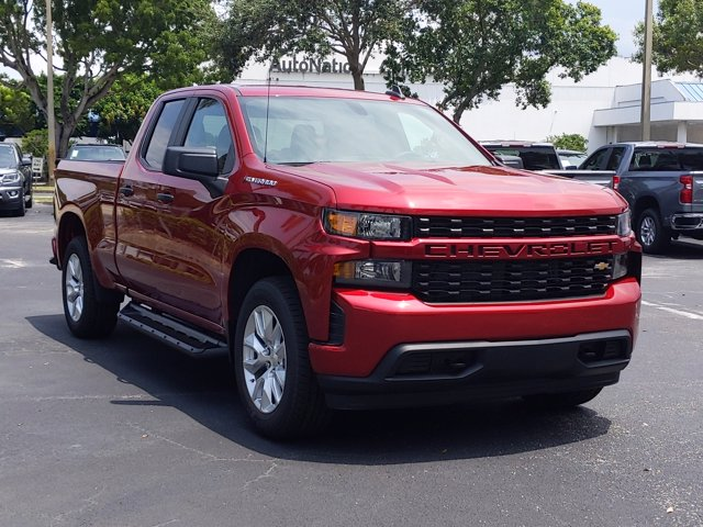 2020 Chevrolet Silverado 1500 Double Cab 4x2, Pickup #LZ322337 - photo 8