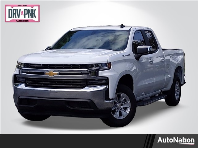 2020 Chevrolet Silverado 1500 Double Cab 4x2, Pickup #LZ342061 - photo 1