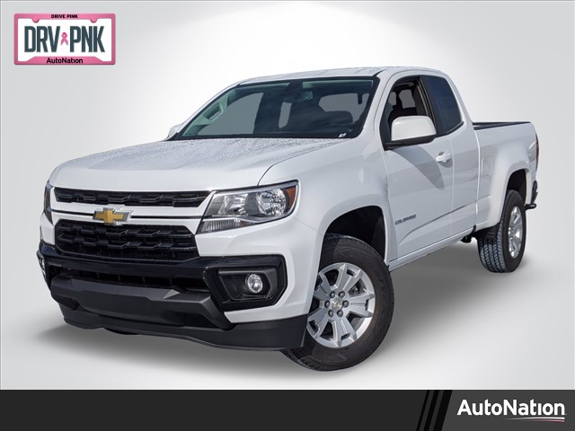2021 Chevrolet Colorado Extended Cab 4x2, Pickup #M1113789 - photo 1